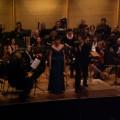 Orchesterkonzert mit Camerata Pannonica in Raiding, G. Mahler Rückert - Lieder, Dirigent -  Nicolas Radulescu